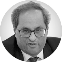 <p>131è president de la Generalitat de Catalunya</p>