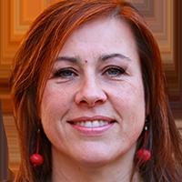 <p>Consellera del grup municipal d'Esquerra Republicana de Catalunya a l'Ajuntament de Tarragona.</p>