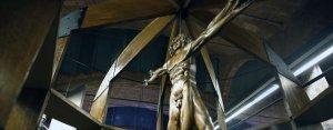 Espectacular recreació d'una de les obres més emblemàtiques de Da Vinci