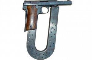 Pistola F. Ascaso