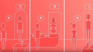 Captura del vídeo promocional de l'aplicació