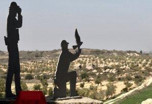 L'acte ha tingut lloc a la Reserva Natural del Mas de Melons, al terme de Castelldans.