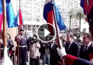 Rajoy a Uruguai