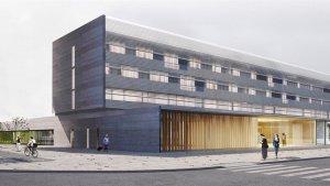 L'Hospital de Viladecans inicia obres de millora a l'edifici d'Urgències
