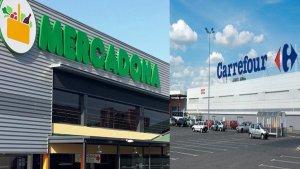 Mercadona y Carrefour denunciadas por FACUA