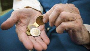 Se calcula que en el año 2049 la pensión pública será de 500 euros
