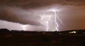 Tempesta al Baix Penedès