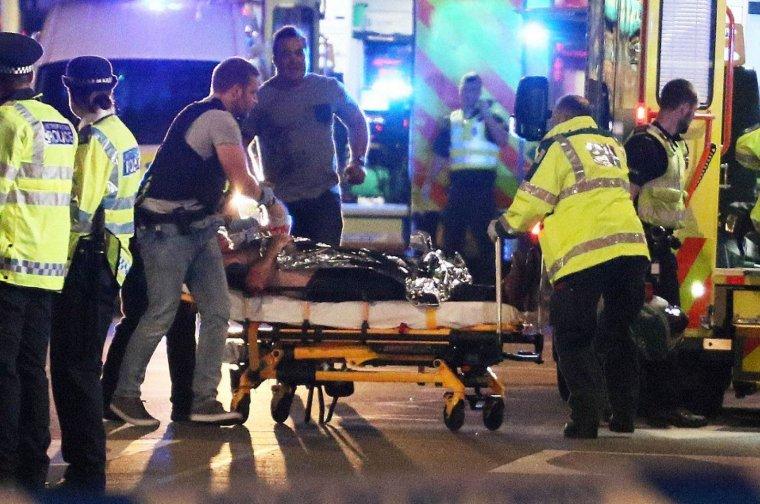 Resultado de imagen para Ataques en Londres