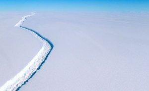 El iceberg se ha desprendido esta semana de la Antártida