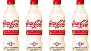 El refresco 'Coca-Cola Plus' lanzado en Japón