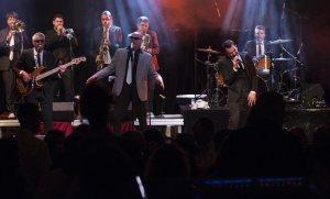 Imatge de La Soul Machine en un concert.