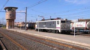 Imatge de l'estació de tren de Reus.