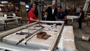 L'Empresa Reiter ha col·laborat amb el projecte.