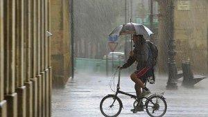 Lluvias torrenciales en diversos puntos del país