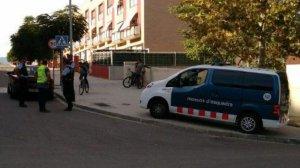 Mossos d'Esquadra i Policia Local han activat un dispositiu rutinari antidroga aquest dimarts a la tarda en aquesta zona de Constantí.