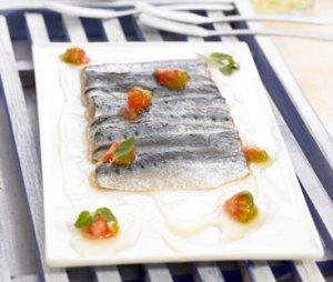 Unes sardines marinades són el plat perfecte per a l'estiu