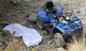 Accidente quad