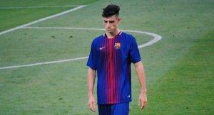 Alejandro Marqués ja és futbolista del FC Barcelona