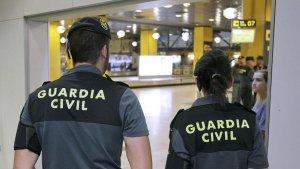 """CATALUNYA.-Asociación de guardias civiles critica que se recurra a ellos en El Prat cuando se les quería """"echar de Catalunya"""""""
