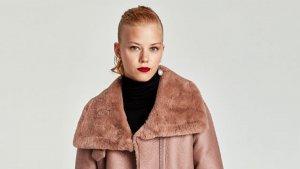Cazadora corta de Zara, por 59,95 euros