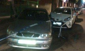 Col·lisió entre dos vehicles