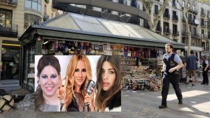 Críticas a Dulceida, Tamara y Marta Sánchez tras el atentado de Barcelona