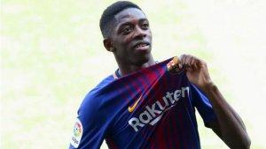 Dembélé ja és nou jugador del Barça