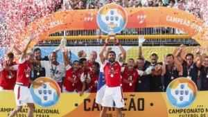 El SC Braga de Llorenç Gómez aixeca el títol de campió de Portugal