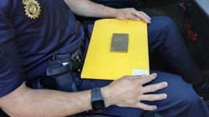 Elements requisats per la Policia Nacional