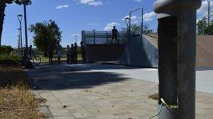 Imatge de l'Skatepark de Vila-seca