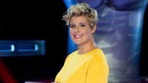 La presentadora de 'La Voz' Tania Llasera embarazada de su segundo hijo.