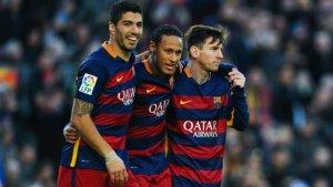 Leo Messi i Luis Suárez van intentar convèncer a Neymar de què es quedés al Barça