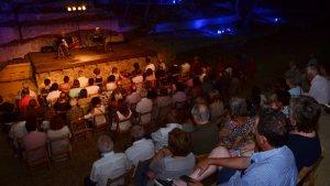 Les actuacions d'aquest estiu han comportat una gran afluència de públic a la Pedrera