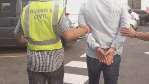 Un dels detinguts a Barcelona és un ciutadà italià implicat en un homicidi