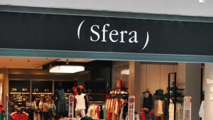 Una de las tiendas Sfera en España