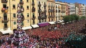 3 de 10 amb folre i manilles carregat de la Jove de Tarragona.