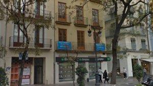 Edifici d'apartaments turístics a València