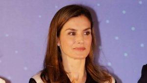 El estilismo de la reina Letizia en los Premios Discapnet