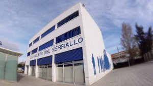 El nou local dels Xiquets del Serrallo va començar a esdevenir una realitat l'any 2014, però fins aquesta temporada la colla no hi ha pogut accedir.