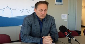 El portaveu del PP, David Chatelain