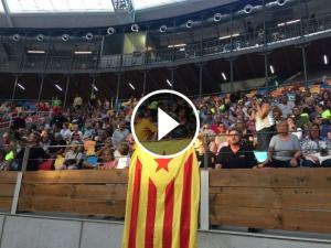 El Tarraco Arena és ple a vessar