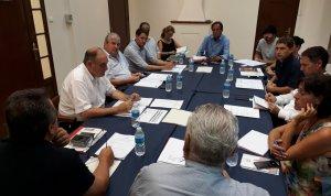 Empreses representants del sector de l'automoció es reuneixen amb el Pacte Camp de Valls.