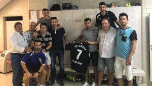 Homenatge del CF Reus a Jordi Pitarque