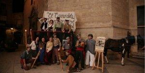 Imatge de l'agrupació «El Carro dels Romanços»