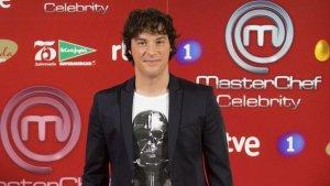 Jordi Cruz presentador de 'MasterChef Celebrity'