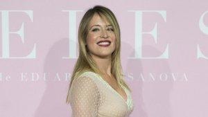 Marta Larralde Posa Desnuda Para Celebrar Su Noveno Mes De Embarazo