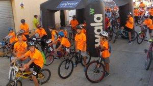 La pedalada popular de Roda de Berà ha estat un èxit en les darreres edicions