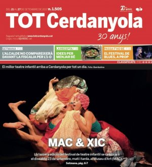 La portada del TOT Cerdanyola, 1505