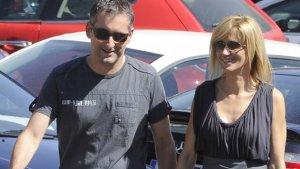 La presentadora Susanna Griso y su marido, el presentador Carles Torras