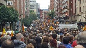 Manifestació Bilbao